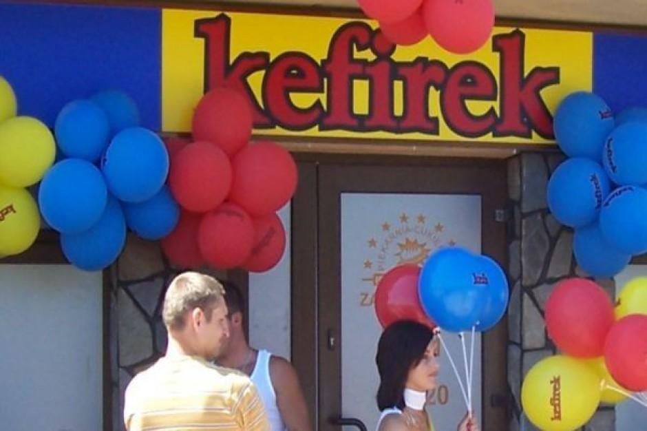 Sieć Kefirek chce osiągnąć w tym roku pułap 100 sklepów