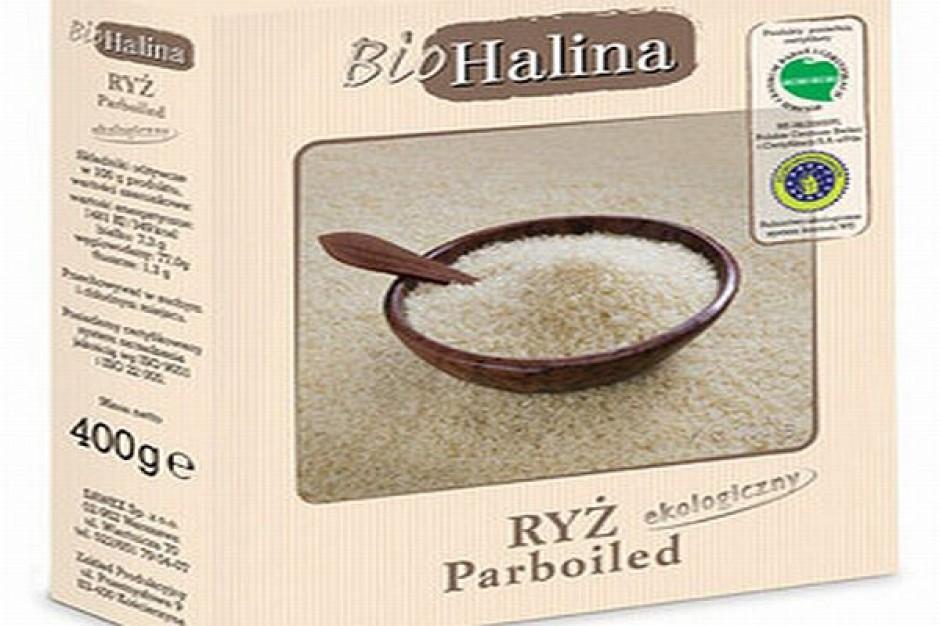 Ryż ekologiczny od Halina Bio