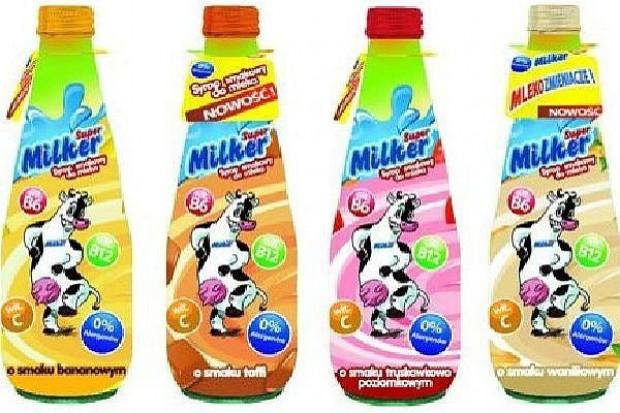 Syrop do mleka Super Milker