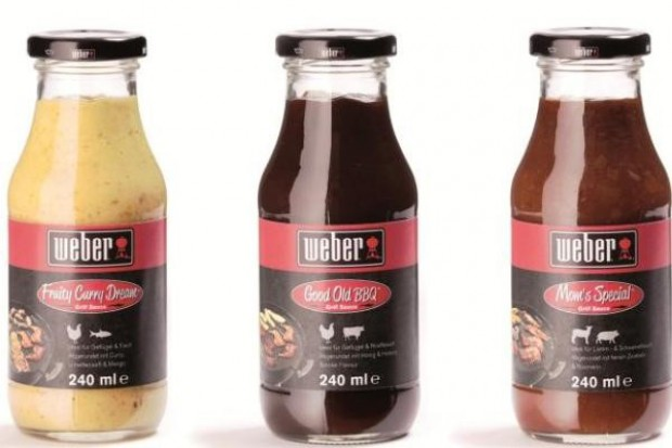 Cztery nowe sosy od Webera