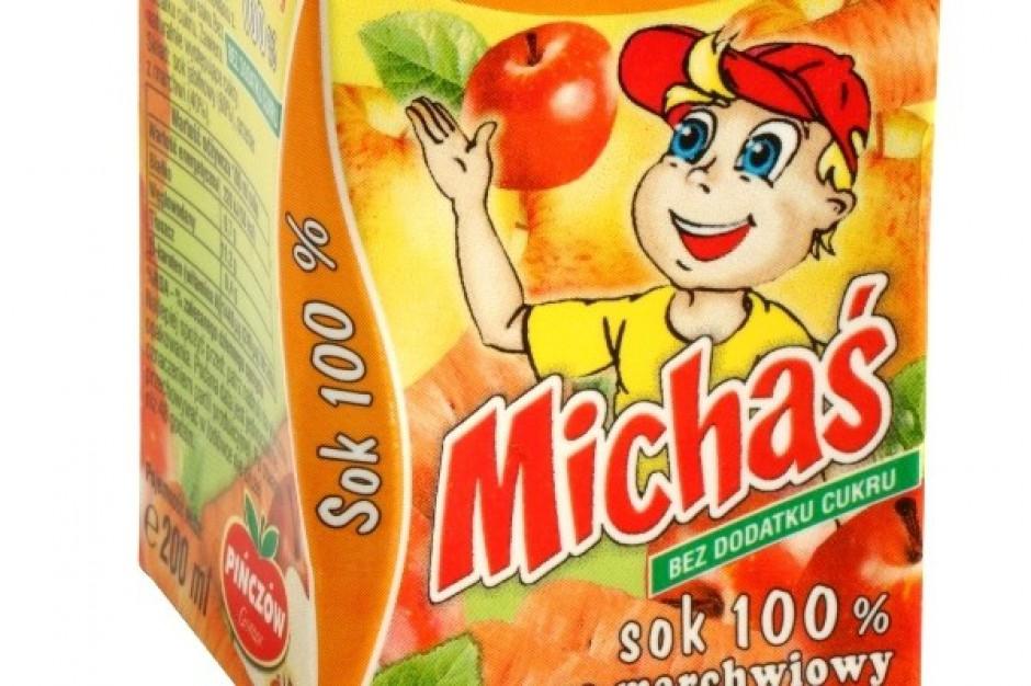 Soki dla najmłodszych od firmy Gomar Pińczów