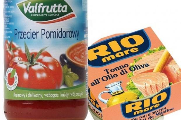 Index Food poleca przecier pomidorowy i tuńczyka w oliwie z oliwek