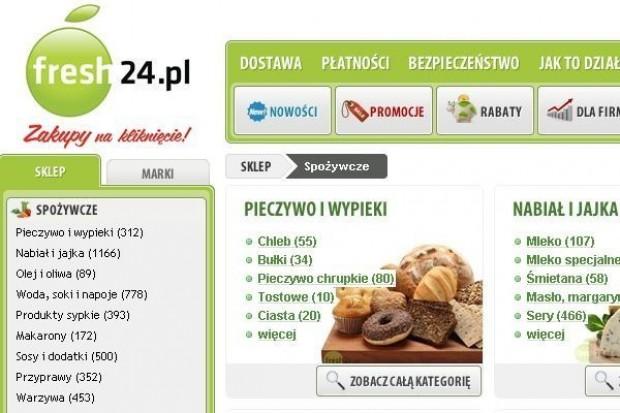 56-proc. wzrost przychodów Fresh24.pl w marcu br.