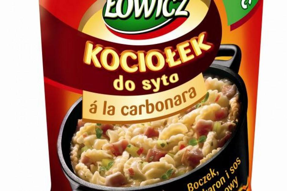 Nowe kociołki do syta marki Łowicz