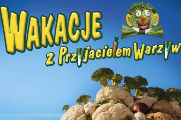 """Warzywko organizuje konkurs """"Wakacje z Przyjacielem Warzyw"""""""