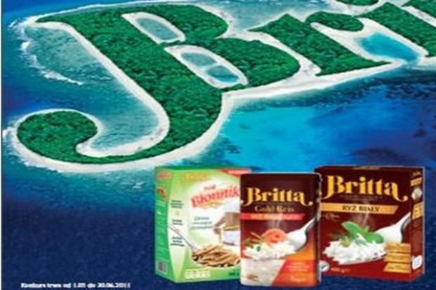 Konkurs wspiera promocję ryżu Britta