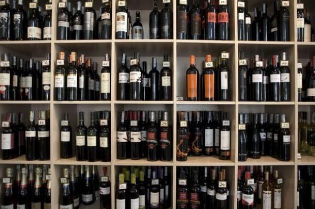 Najmniej wydaliśmy na wina, których cena przekracza 30 zł