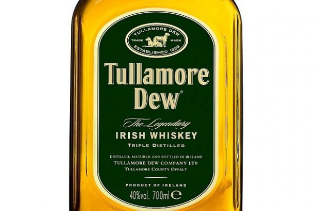 Whisky Tullamore Dew od CEDC