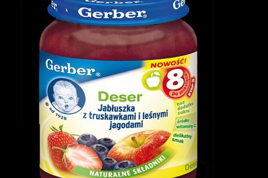 GERBER wprowadza 8 nowych produktów