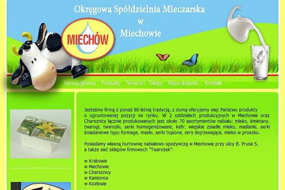 OSM Miechów chce rozwijać sieć Twarożek