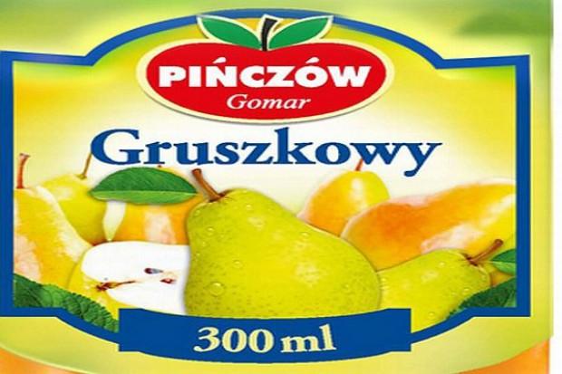 Nowe napoje Gomar Pińczów