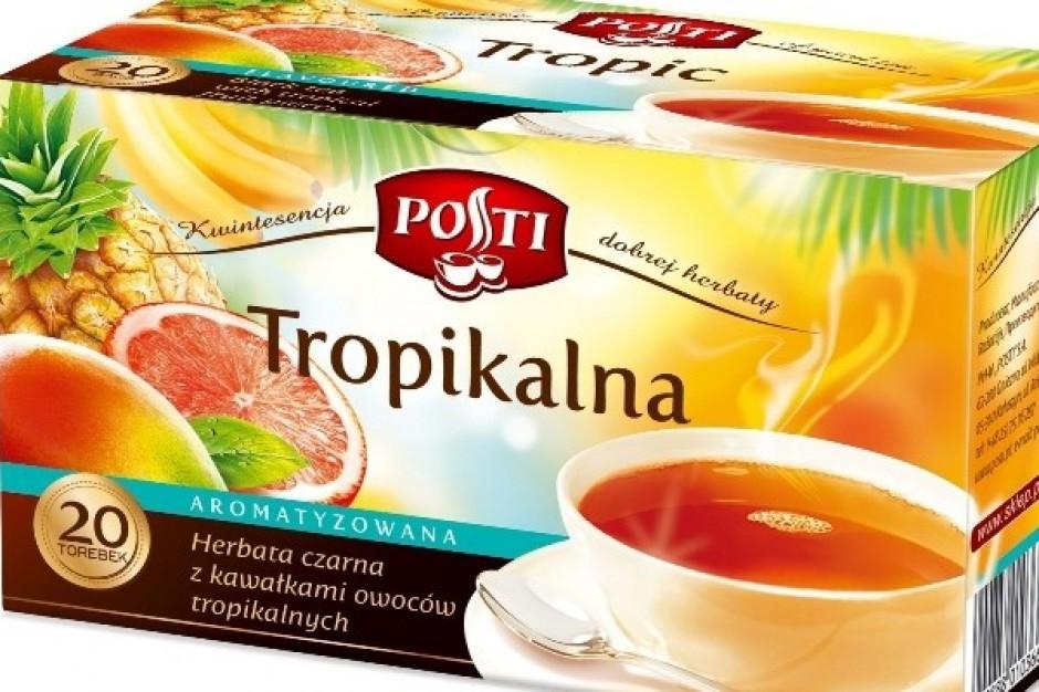 Nowa herbata w ofercie Posti