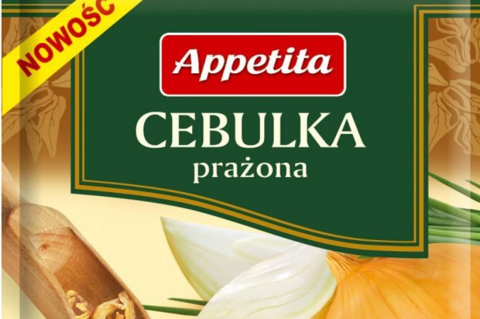 Cebulka prażona - nowość marki Appetita