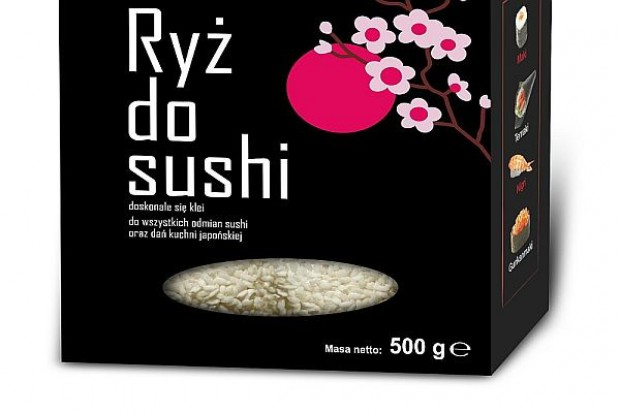 Specjalny ryż do sushi