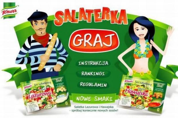 Sałatkowy konkurs marki Knorr