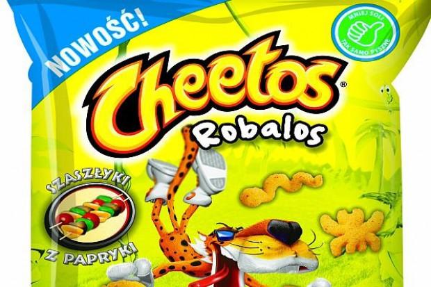 PepsiCo wprowadza chrupki Cheetos Robalos