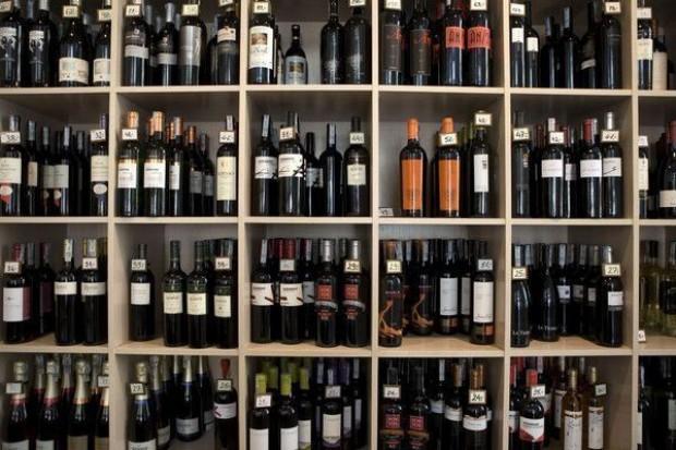 Dyskonty przyczyniły się do wzrostu sprzedaży win