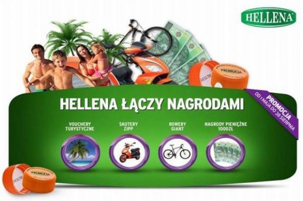 Hellena promuje się loterią
