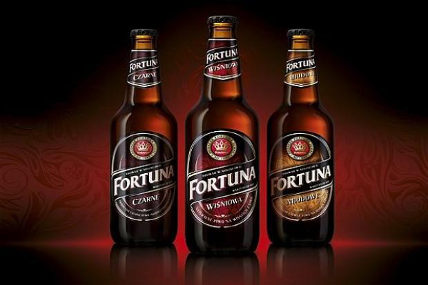 Nowy smak piwa Fortuna