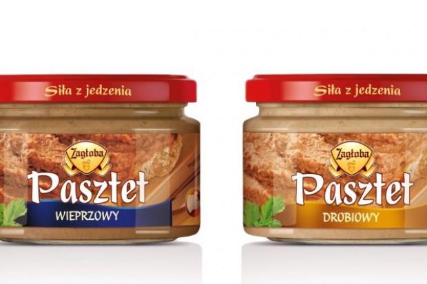 Nowe pasztety i smalce do chleba Zagłoba