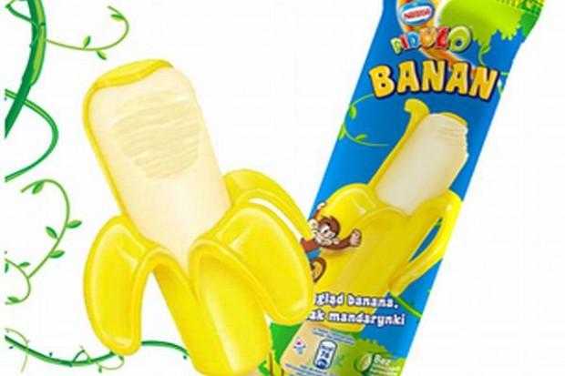 Lody Pirulo Banan od Nestle