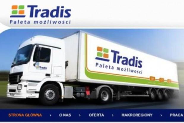 11,7 mln zł zysku spółki Tradis w pierwszym kwartale br.