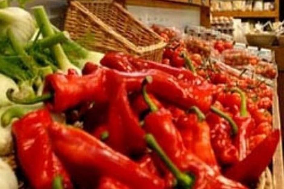 GUS: Wzrost cen żywności o 9,4 proc. rok do roku