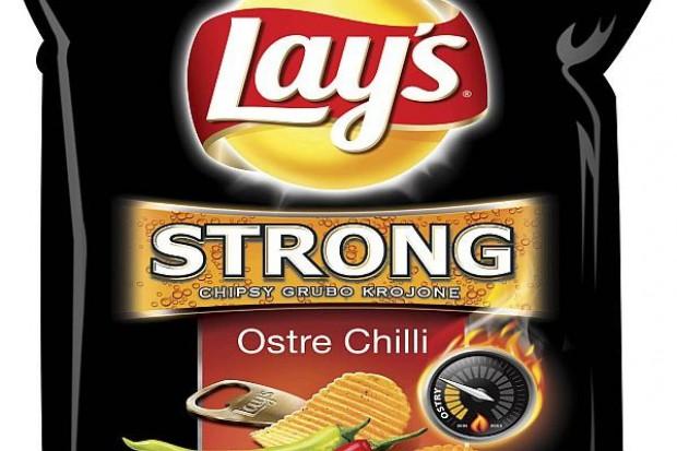 Nowe smaki chipsów Lay's