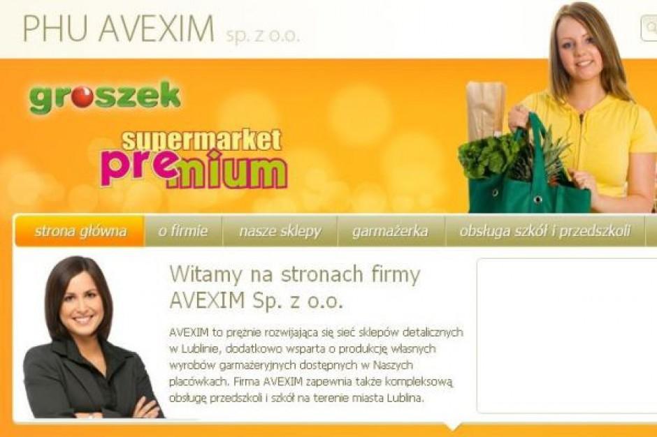 Spółka Avexim udziałowcem Polskiej Grupy Supermarketów