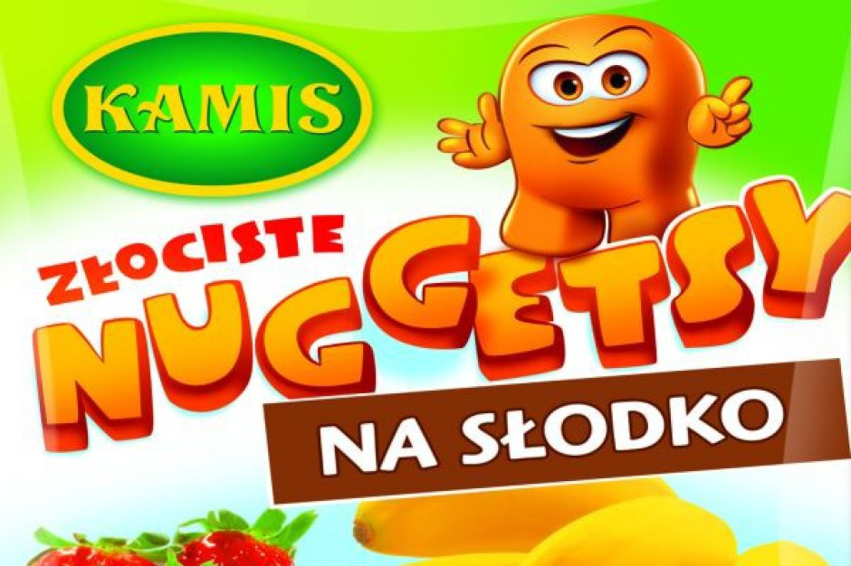 Złociste Nuggetsy Kamis na słodko