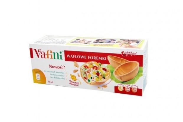Waflowe foremki Vafini