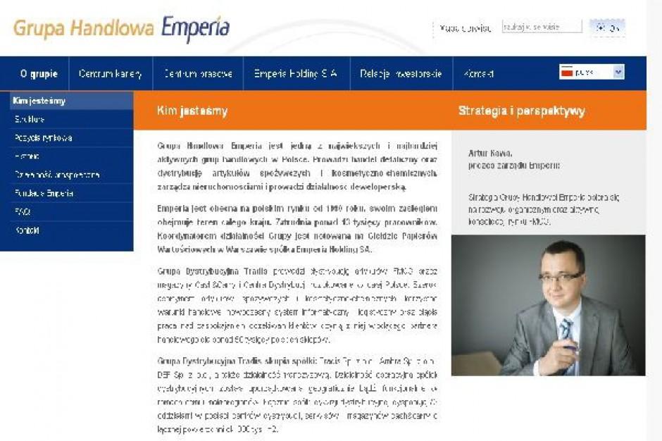 Eurocash i Emperia nie podpisały umowy