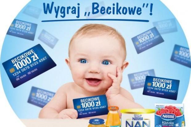1000 zł do wygrania w loterii Nestle