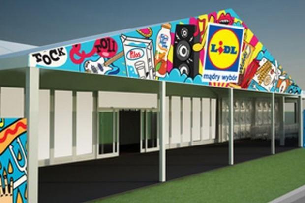 Lidl będzie mieć swój sklep na Przystanku Woodstock