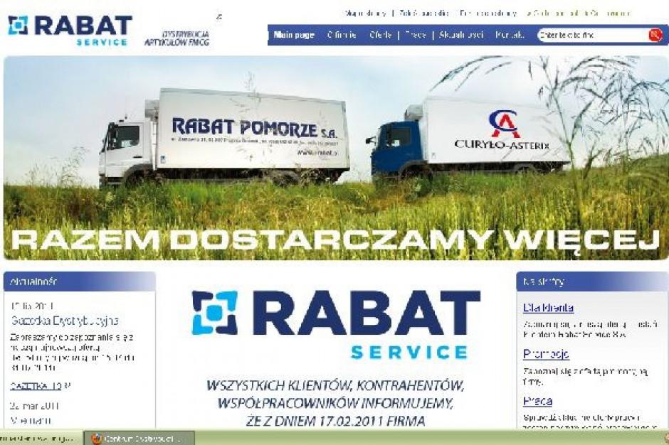 Rabat Serwis wyrasta na wicelidera dystrybucji FMCG