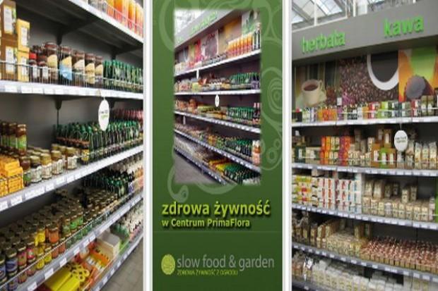 Rusza sieć oferująca ekożywność w centrach ogrodniczych