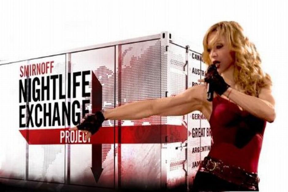 Madonna twarzą nowej kampanii marki Smirnoff