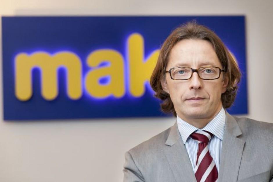 Sylweriusz Faruga nowym prezesem Makro Cash and Carry Polska