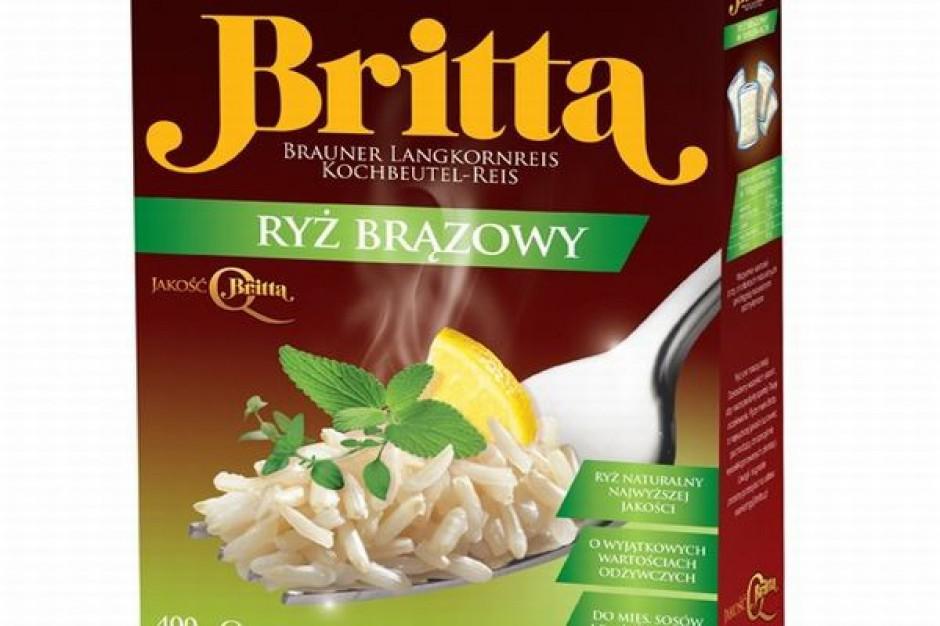 Naturalny Ryż Brązowy marki Britta