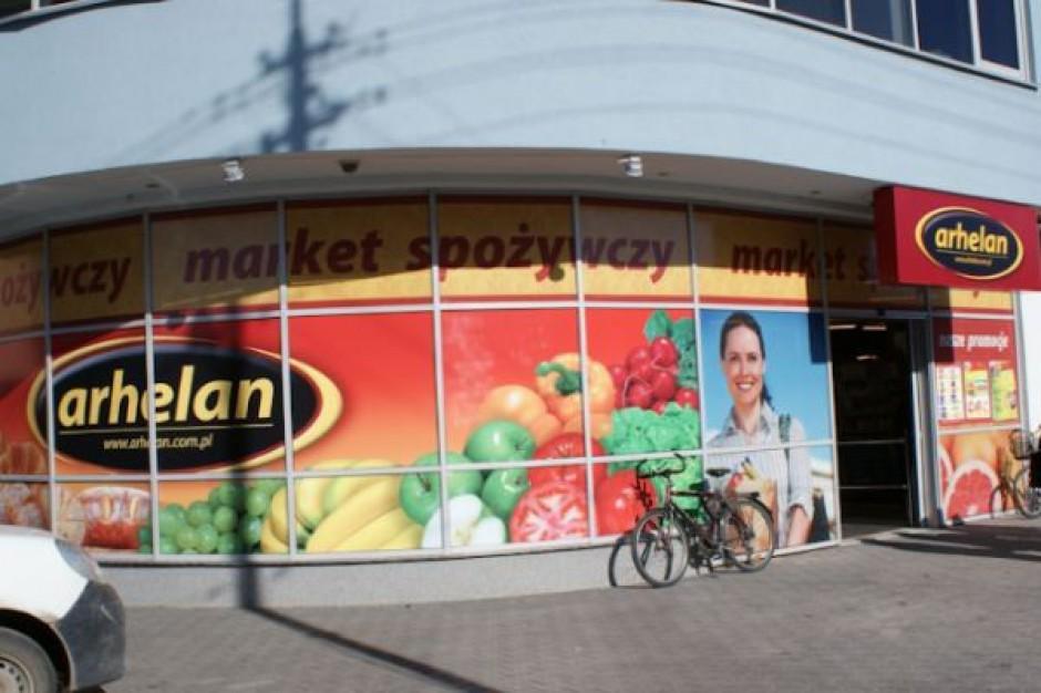 Sieć Arhelan liczy 45 sklepów