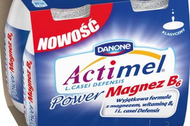 Actimel PowerMagnezB6 od Danone