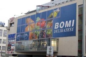 Bomi chce przejmować regionalne sieci supermarketów