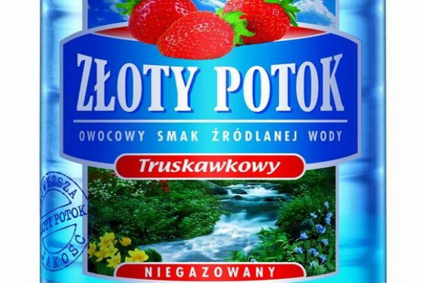 Wody owocowe Złoty Potok