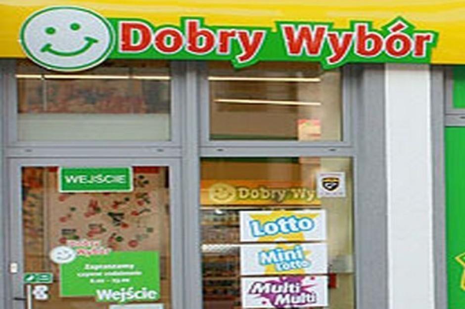 Do lipca 2012 roku w sieci Dobry Wybór będzie działać 80 sklepów