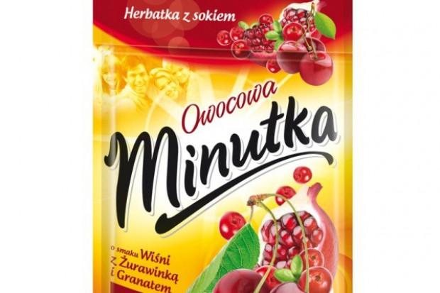 Nowa herbata Minutka w ofercie Mokate