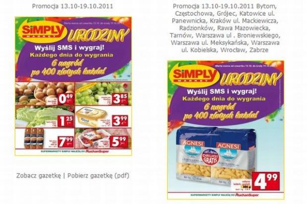 Dyrektor Simply Market: Do końca roku w naszych sklepach będzie około 700 produktów marki własnej