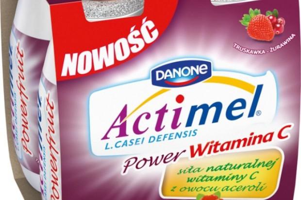 Nowy Actimel - PowerWitamina C