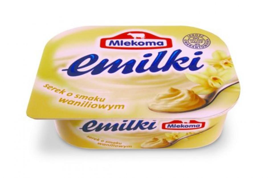 Serki Emilki marki Mlekoma