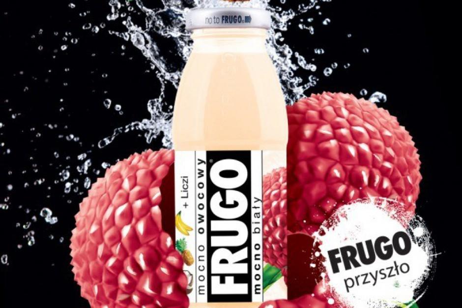 Ruszyła sprzedaż białego napoju Frugo