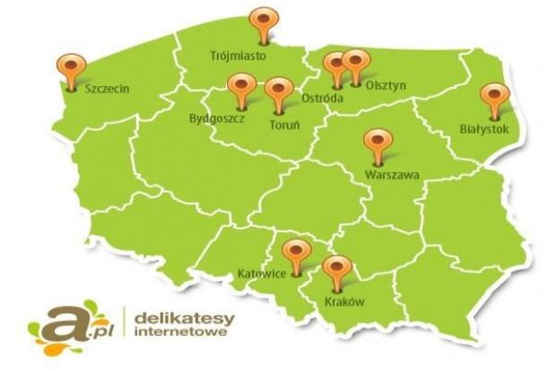 Delikatesy A.pl powiększyły swój zasięg o dwa kolejne miasta